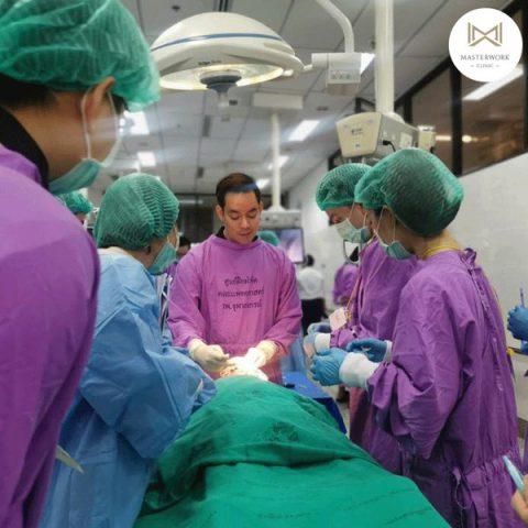 ฉีดฟิลเลอร์ที่ไหนดี masterwork clinic รีวิวฟิลเลอร์ หมอไอซ์00040