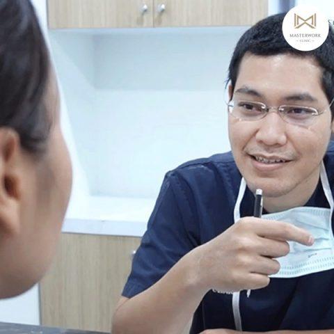 ฉีดไขมัน ไขมันตัวเอง ฉีดไขมันหน้าเด็ก masterwork clinic00020