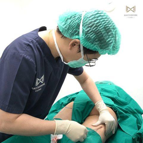 ฉีดไขมัน ไขมันตัวเอง ฉีดไขมันหน้าเด็ก masterwork clinic00023
