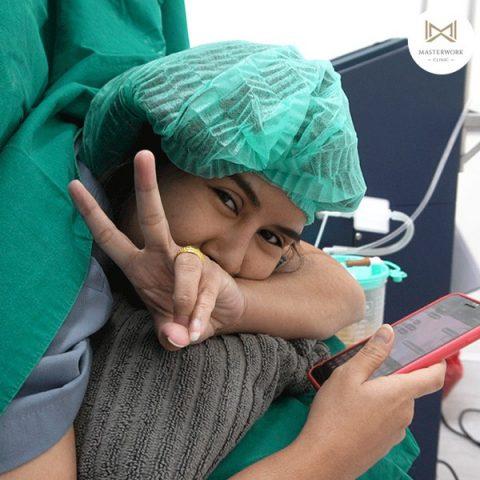 ดูดไขมัน ดูดไขมันต้นขา ดูดไขมันหน้าท้อง masterwork clinic00001