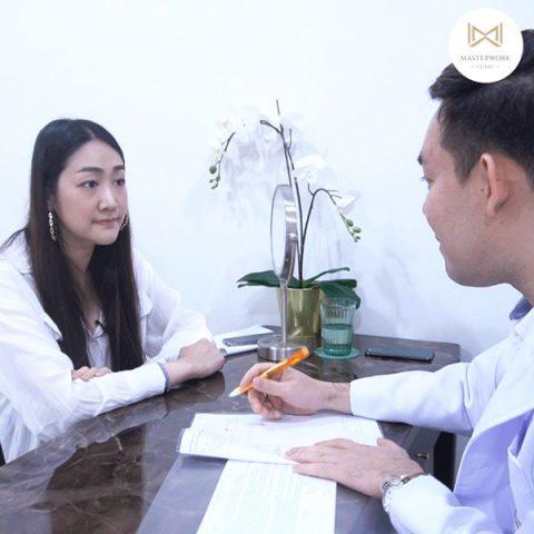 hifu mmfu hifu ที่ดีที่สุด เห็นผลชัดสุด masterwork clinic00011